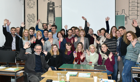 December Train-the-Facilitators Workshop Took Place in Serbia