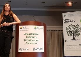 Julie Zimmerman Presents Her Keynote at GCandE